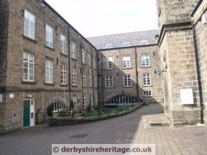 Derbyshire Mills - Bamford Mill