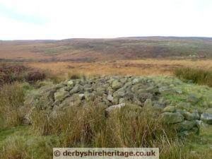 Big Moor reconstructed cairn