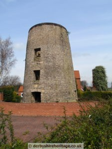 Bolsover Windmill - Derbyshire Mills