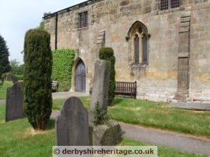 Bradley church cross