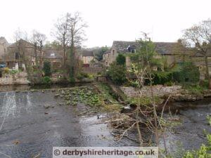 Hodgkinson's corn mill Baslow - Derbyshire Mills