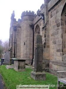 St Peter's Cross Hope Churchyard
