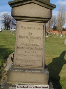 Dr da silva gravestone