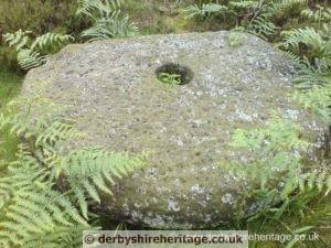 Gardoms Edge millstone