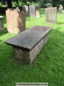 Ault Hucknall carpenters tomb