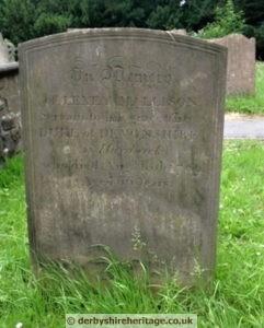 Ault Hucknall lexey mallinson tombstone