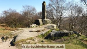 Wellington's Monument Baslow Edge