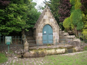 James Brindley memorial