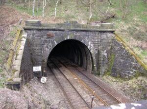 Totley Tunnel portal Grindleford